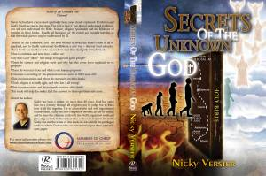 Secrets of the Unknown God was written to explain the purpose of our human existence.